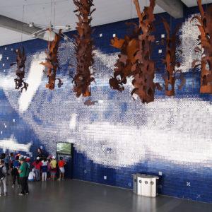 Oceanarium wLizbonie