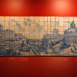 Panorma Lizbony